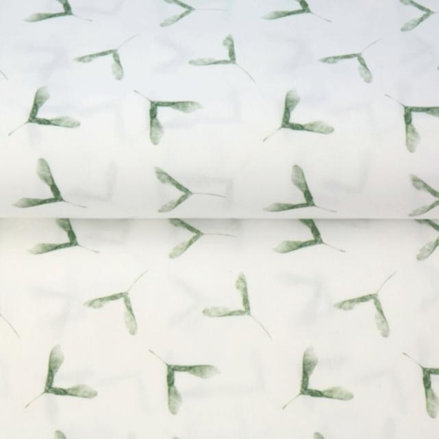 Katoen-Propellertjes Groen