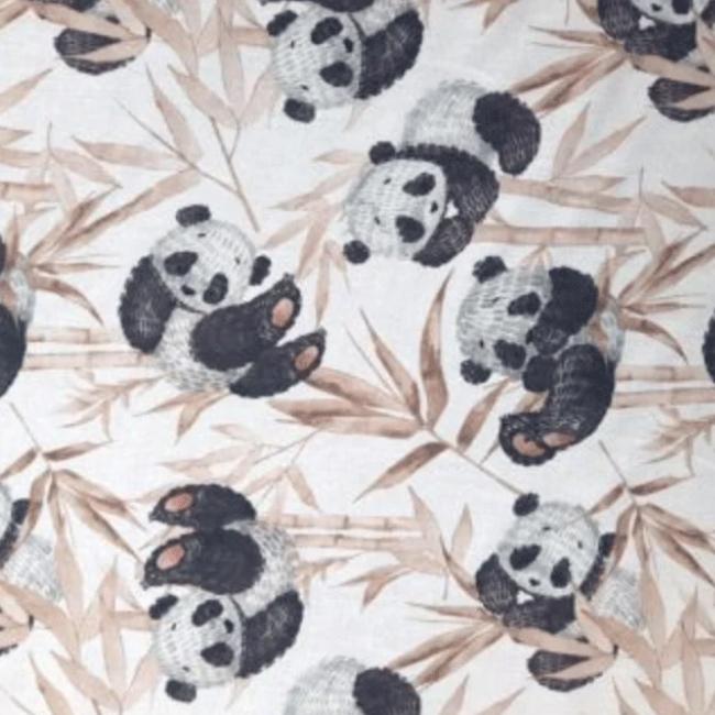 Katoen-Panda Zand