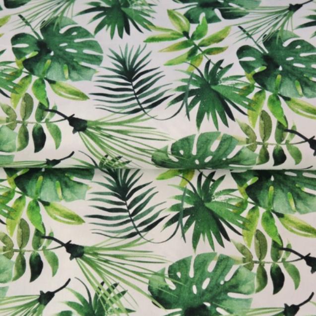Katoen-Jungle Bladeren