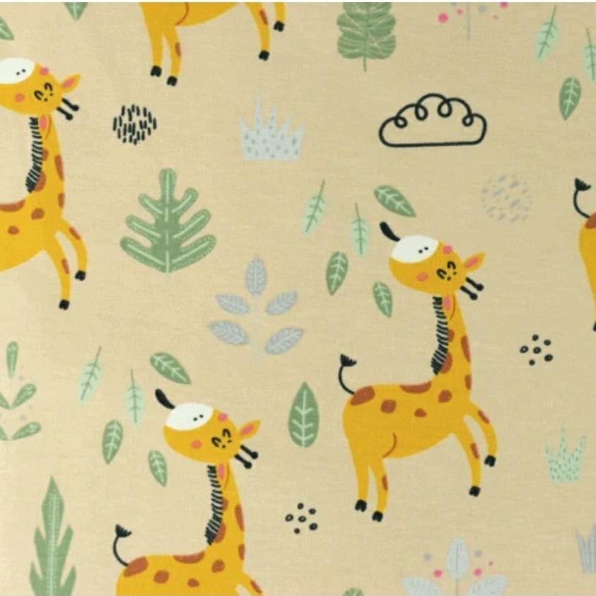 Katoen - Giraffe Zand