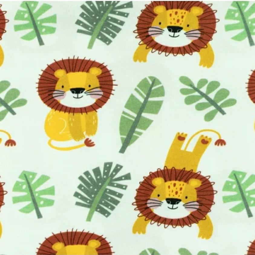 Katoen - Leeuwtjes