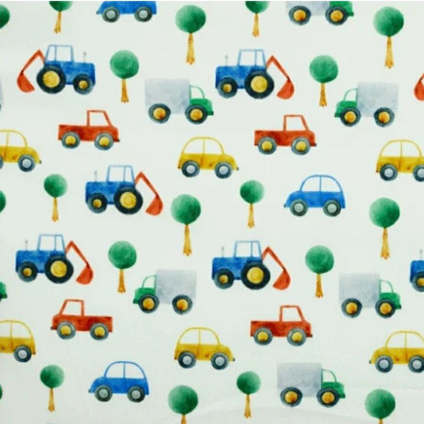 Katoen - Toy Cars